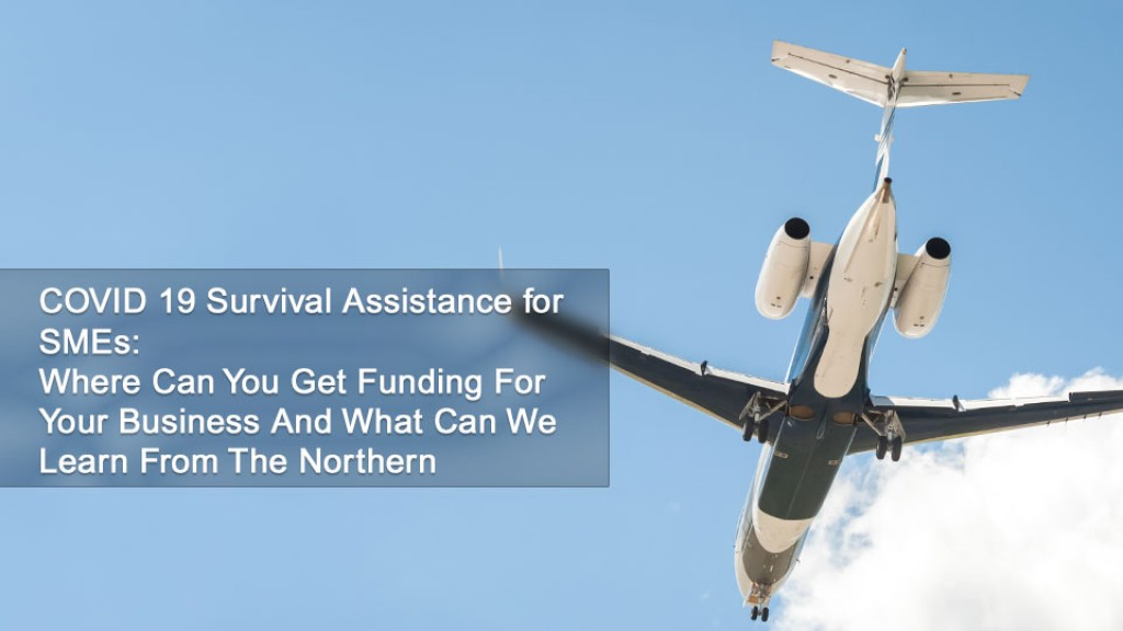Where Can You Get Funding For Your Business And What Can We Learn From The Northern Territory?