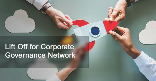 Lift Off for Corporate Governance Network