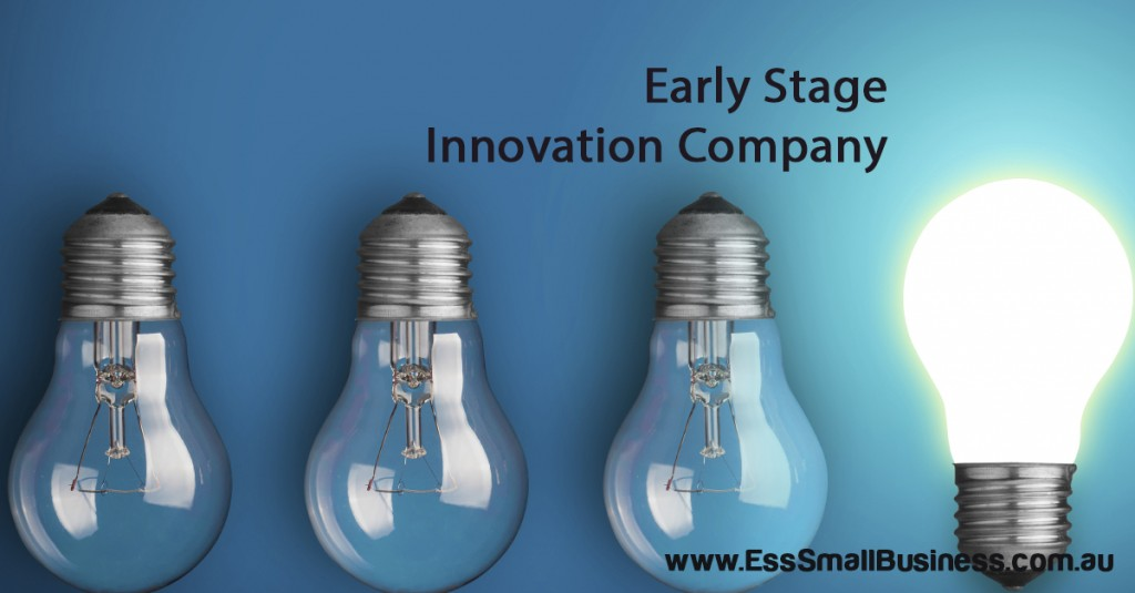 Early Stage Innovation Company Investor Opportunities