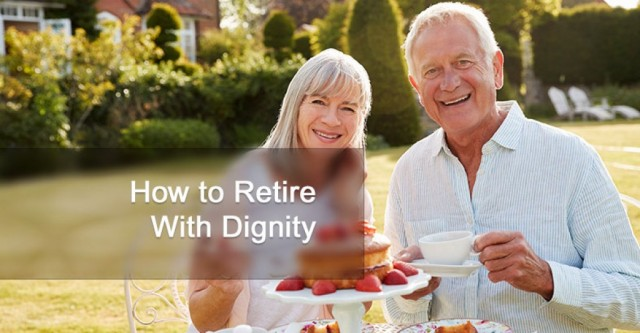 How To Retire With Dignity From Your SME